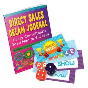 Direct Sales Consultant DREAM Journal & Dice Game